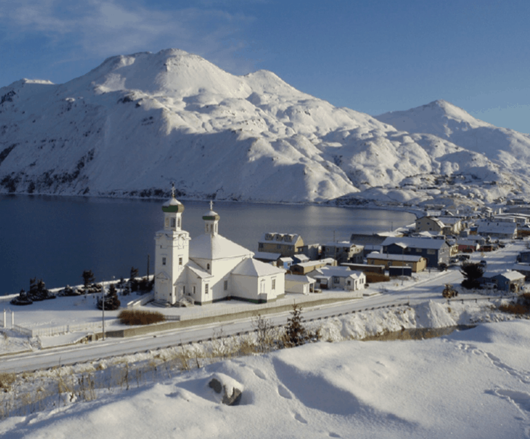 Dutch Harbor - winter 12123123