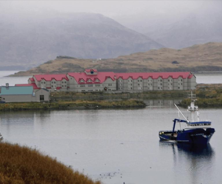 Grand Aleutian Hotel 1993 12